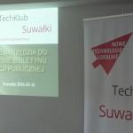 Zdjęcia z I TechKlubu Suwałki
