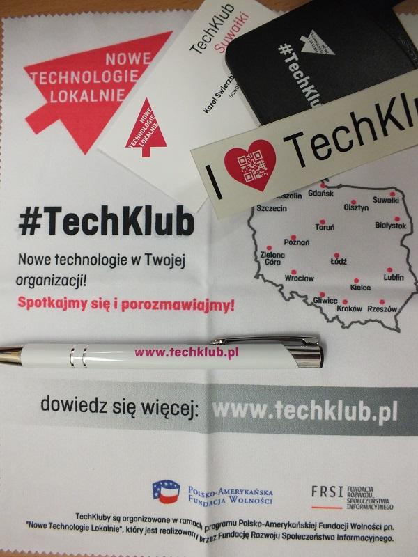 Więcej o: TechKlub marzec 2016