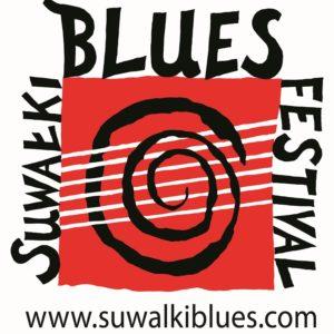 Logo Suwałki Blues Festival