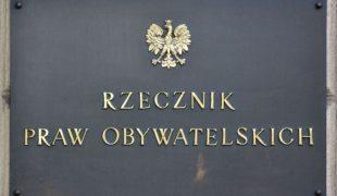 Więcej o: Ponad 80 organizacji pozarządowych w obronie Rzecznika Praw Obywatelskich